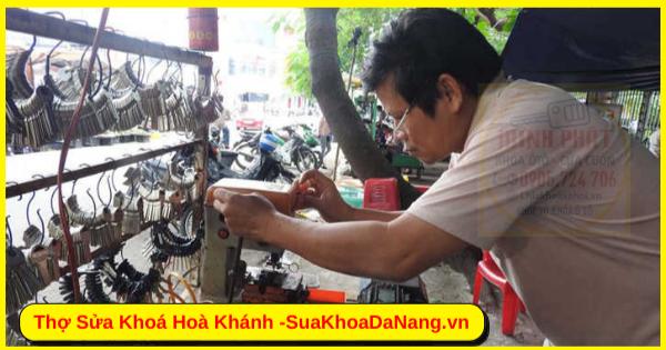 Thợ sửa khoá tại Hoà Khánh