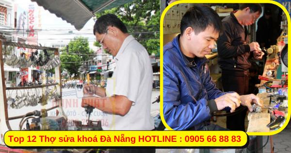 thợ làm chìa khoá quận hải châu đà nẵng