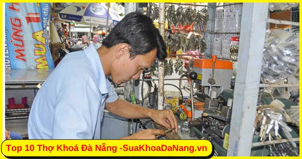 thợ sửa khoá tại Đà Nẵng
